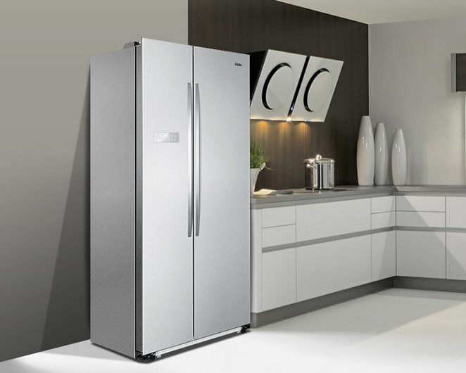 海尔对开门冰箱价格贵不贵?572L无霜大容量对开门