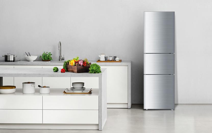 206升三温三控 物美价廉的家用三门冰箱型号推荐