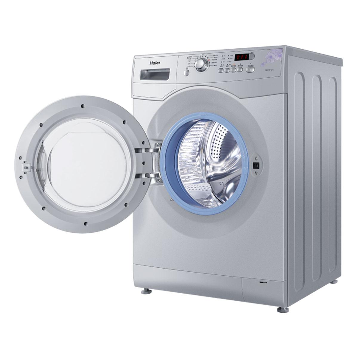 Haier/海尔                         滚筒洗衣机                         海尔 滚筒洗衣机 XQG70-1279